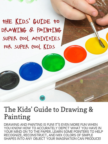 The Kids' Guide to Drawing and Painting screenshot 8