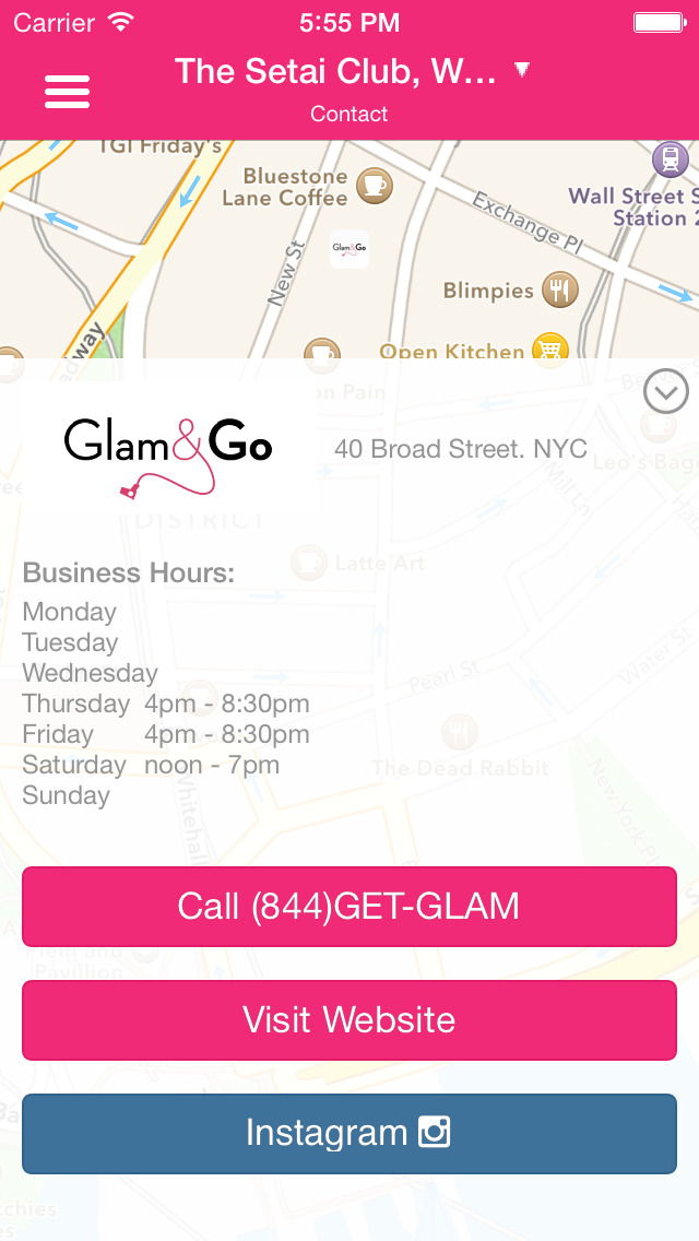 Glam&Go screenshot #5