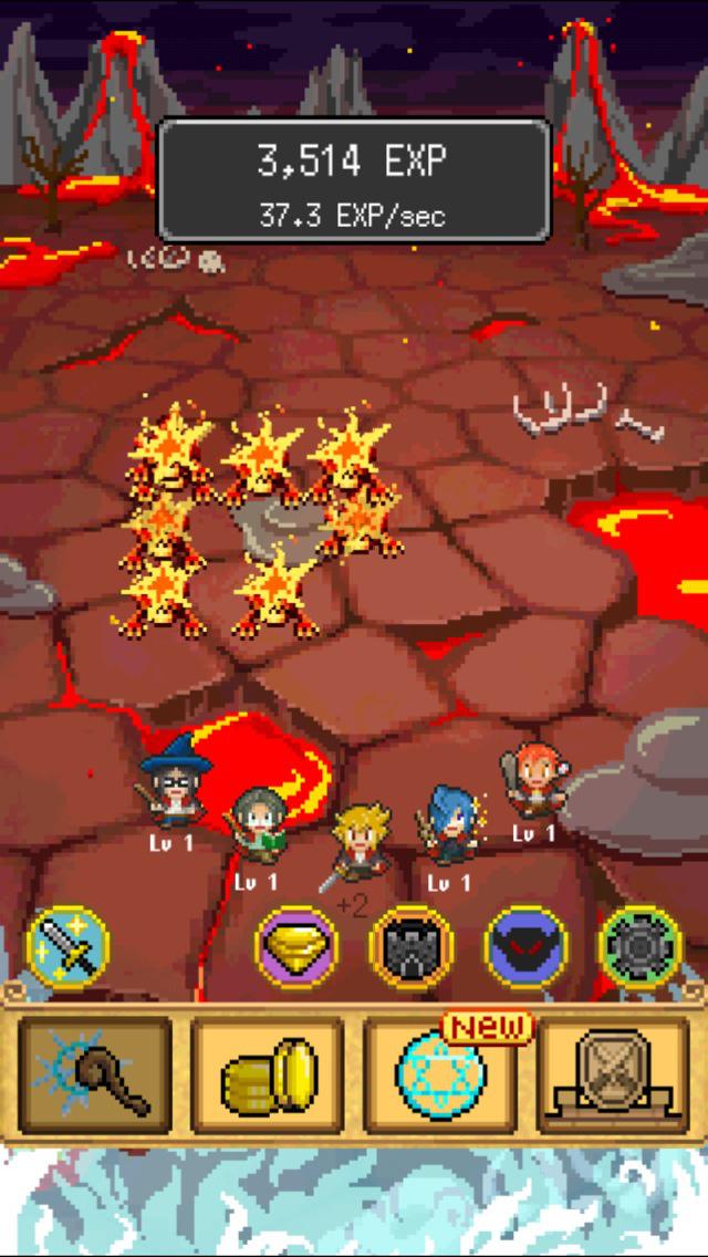 魔法学校と闇の世界 screenshot 5