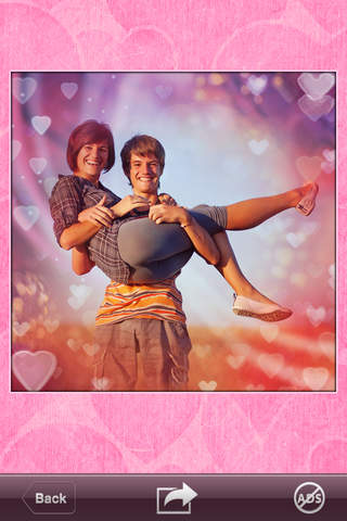 LoveCam - real-time valentines and cute frames for - náhled