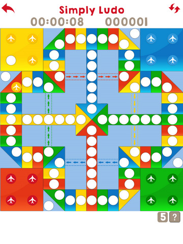 Simply Ludo Game screenshot 4