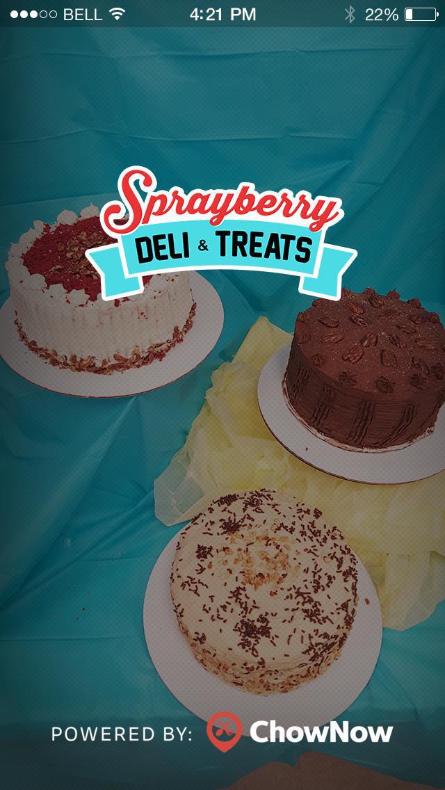 Sprayberry Deli & Treats screenshot 1