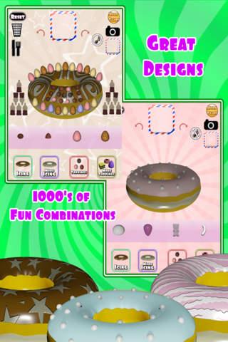 Donut Design - Doughnut Maker - náhled