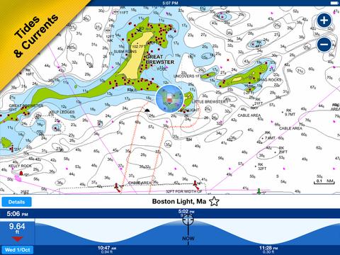 Boating Caribbean&S.America HD screenshot 4