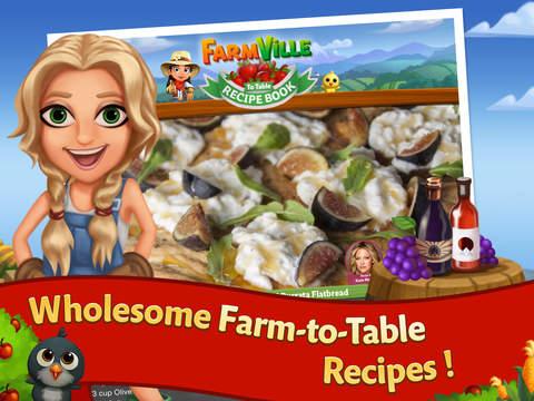 FarmVille to Table Recipe Book screenshot 7