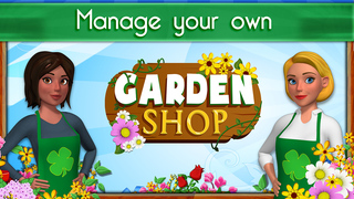 Garden Shop: Rush Hour! screenshot 1