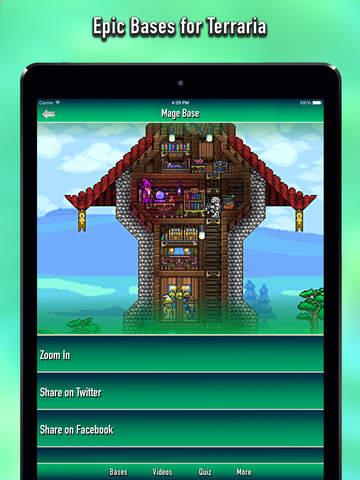 Bases for Terraria screenshot 4
