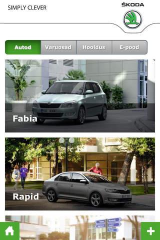 Škoda Eesti - náhled
