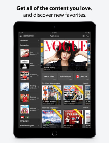 PressReader: News & Magazines screenshot 6