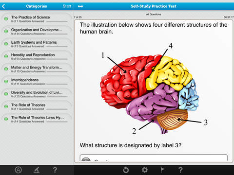 meStudying - Fun test prep for middle and high school students screenshot 10