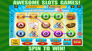 Aces Bar 777 Slots - Casino Games HD screenshot 3