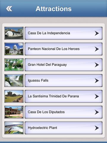 Paraguay Essential Travel Guide screenshot 8
