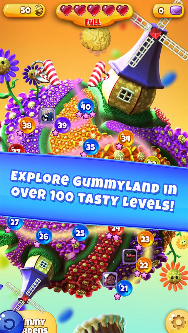 Yummy Gummy screenshot 2