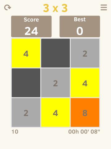 2048 N×N screenshot 7