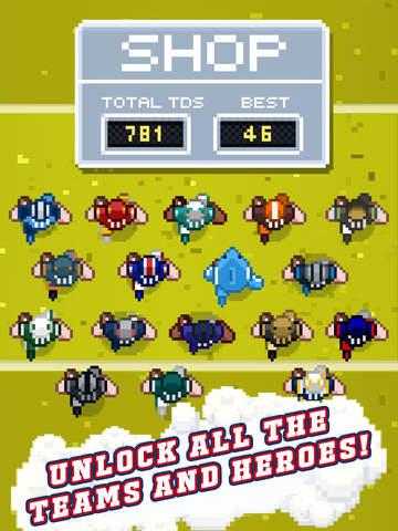 Touchdown Hero screenshot 9