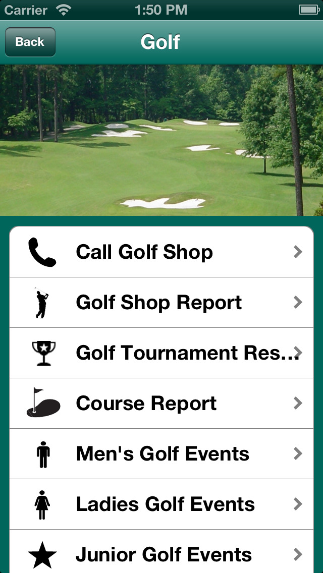 Starmount Forest Country Club screenshot 2