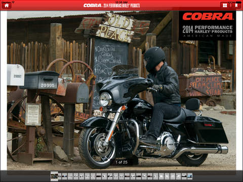 COBRA HD 2014 - náhled