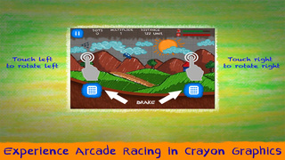 Crayon Car screenshot 3