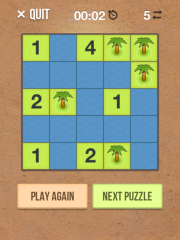 Nurikabe - Free Board Game by Tapps Games screenshot #1