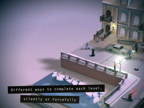 Hitman GO screenshot 8
