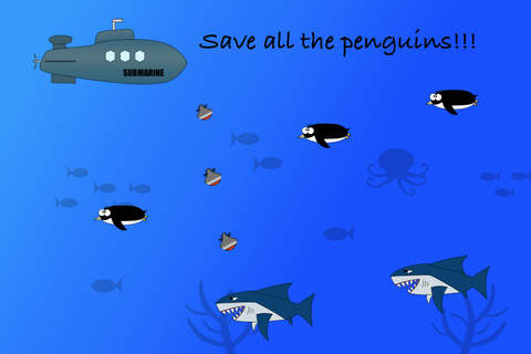 100 Penguins - náhled