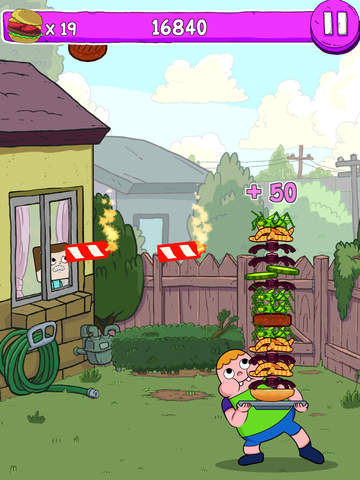 Blamburger – Clarence Fun Burger Building Arcade screenshot 8