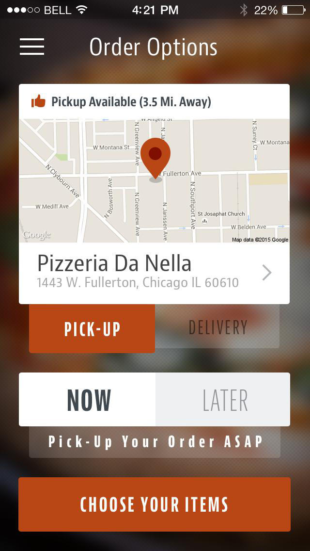 Pizzeria Da Nella screenshot 2