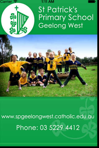 St Patrick's Primary Geelong West - Skoolbag - náhled