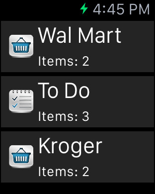 Lister 2: Shopping and To Do Lists screenshot 6