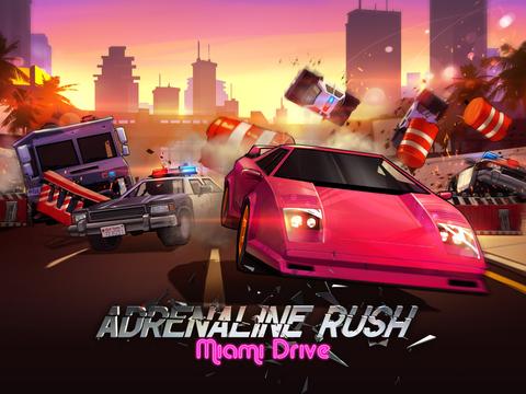 Adrenaline Rush Miami Drive screenshot #1