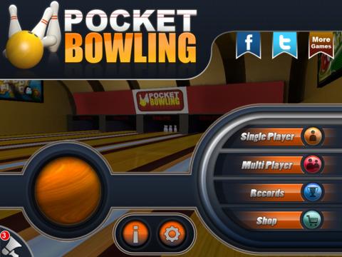 Pocket Bowling 3D HD screenshot 10