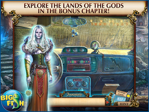 Ghosts of the Past: Bones of Meadows Town HD - A Supernatural Hidden Objects Game screenshot 4