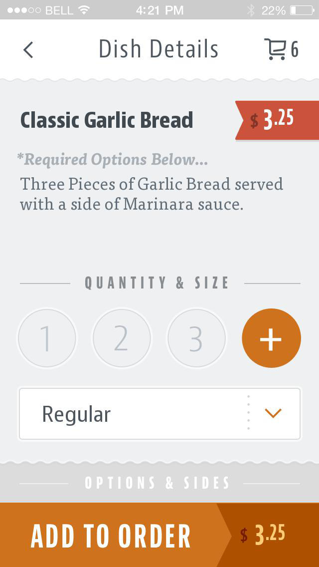 Celestino's NY Pizza screenshot 4