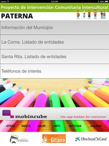 Agenda de barrio screenshot 8