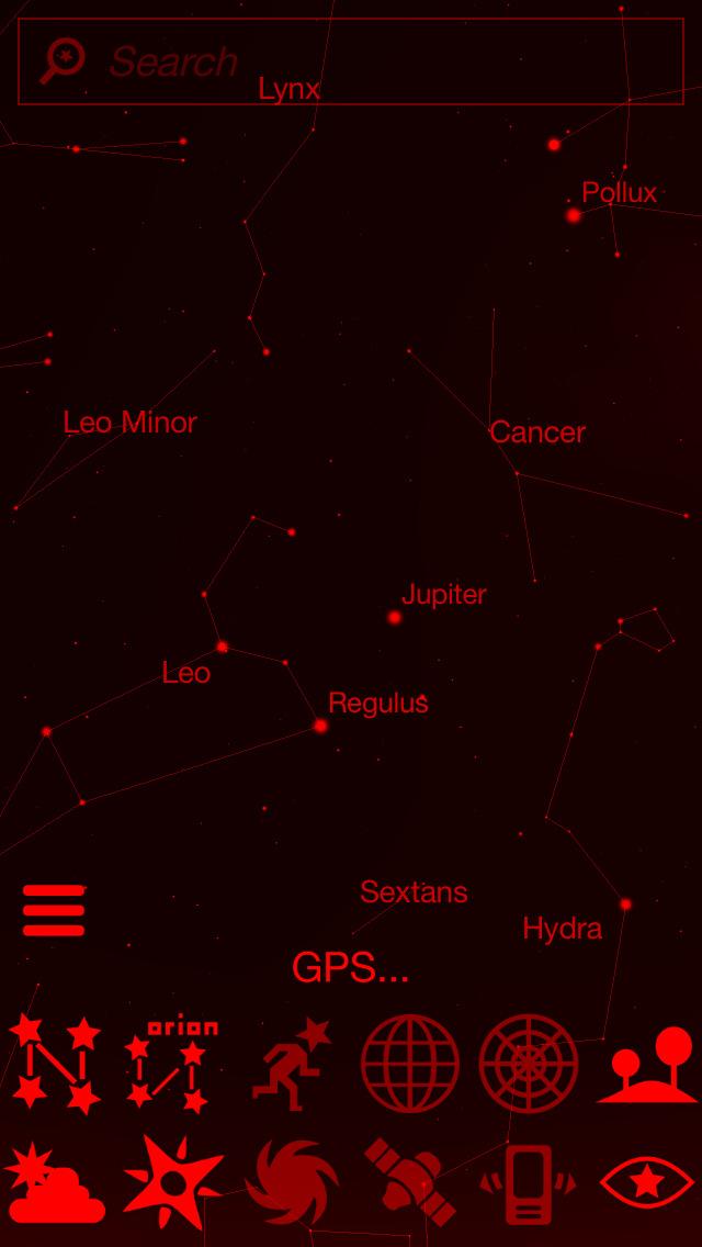 Stellarium Mobile Sky Map screenshot 5