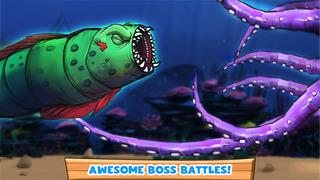 Speedy Scuba Steve : A Perilous Swimming Side Scroller! screenshot #5