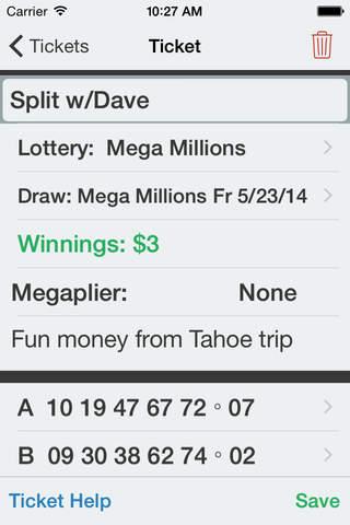 Lottery Butler - náhled