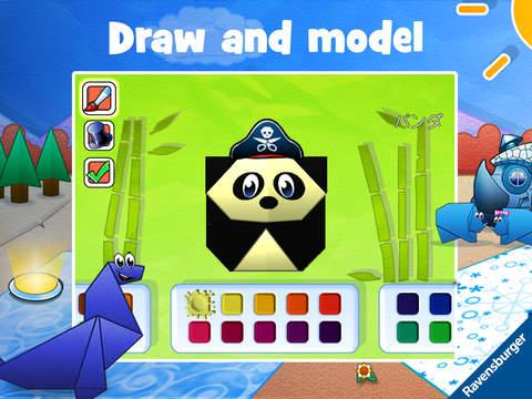 Play-Origami Zoo screenshot 8
