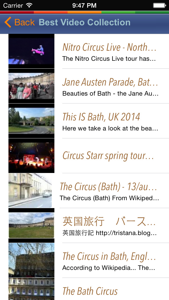 Bath Tour Guide: Best Offline Maps with Street View and Emergency Help Info screenshot 5