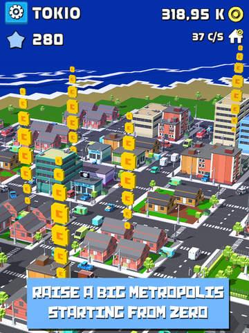 Tap City: Building genius screenshot 7