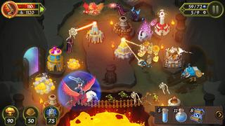 Crystal Siege screenshot #2