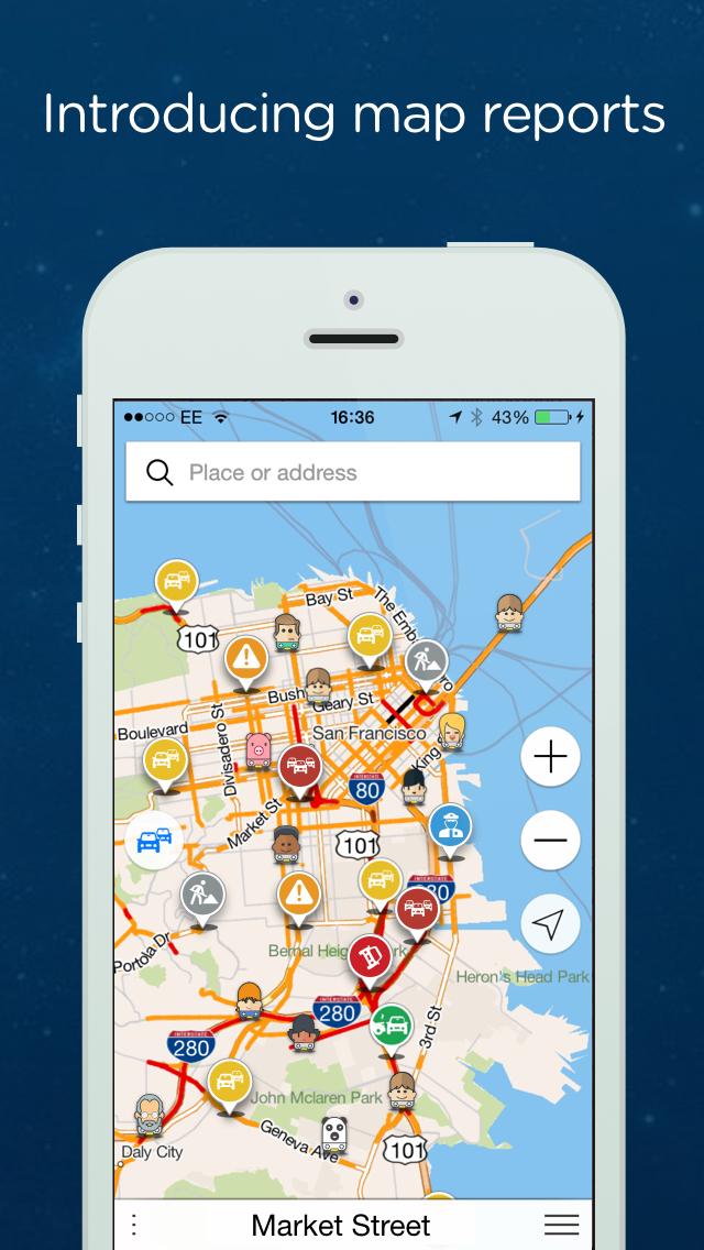 Navmii Offline GPS USA screenshot 5