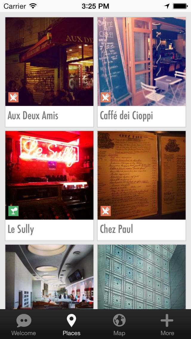 Paris Urban Adventures - Travel Guide Treasure mApp screenshot 2