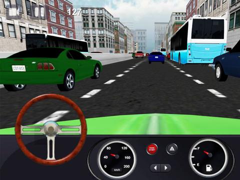 City Driving 3D - Free Roam screenshot 8