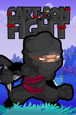 Cartoon little war Game - Chop chop kungfu gunner  - náhled