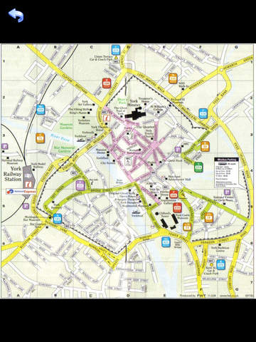 York Tour Guide: Best Offline Maps with Street View and Emergency Help Info screenshot 8