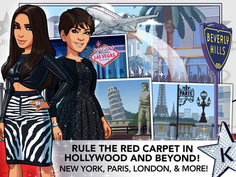 Kim Kardashian: Hollywood screenshot 10