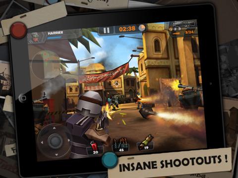 WarCom: Genesis screenshot 7