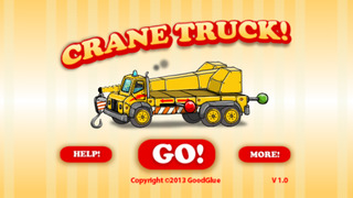 Crane Truck screenshot #1