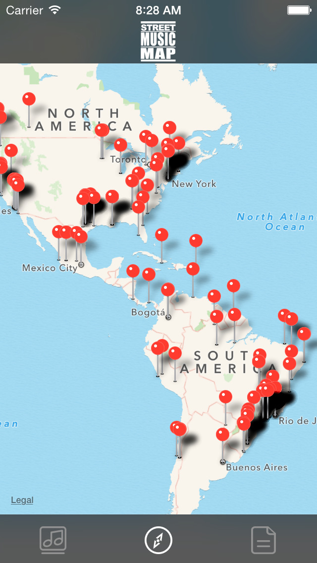 Street Music Map screenshot 3